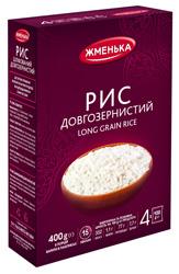 Рис длиннозернистый 4*100 г