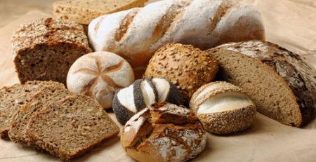 Употребляйте в пищу больше цельнозерновых продуктов!