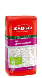 Рис длиннозернистый Органический 500 г