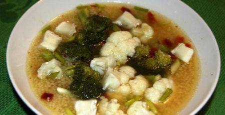 Суп с кус-куса