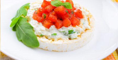 Дієтичний хлібець з овочами