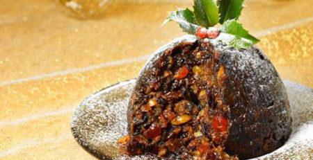 Різдвяний рисовий пудинг для дітей
